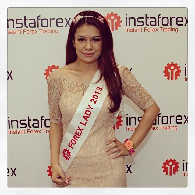 Dian Kemala Forex Lady Instaforex 2013