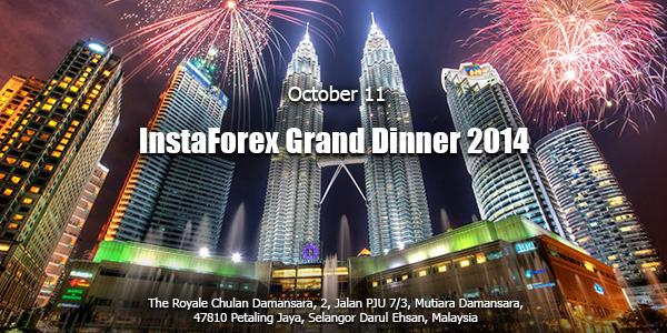 Instaforex Dinner Malaysia
