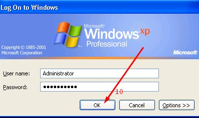 password-vps