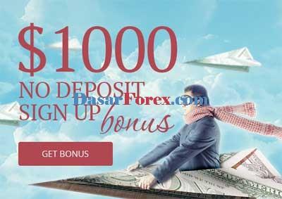 No Deposit Bonus Instaforex $1000