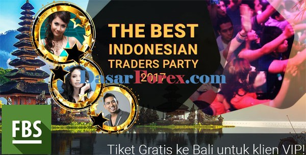 FBS Traders Party Bali Indonesia