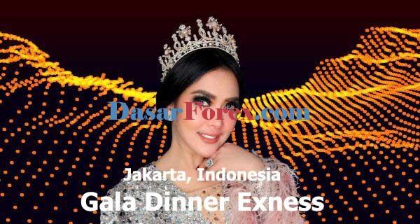 Gala Dinner Exness 2017 Jakarta