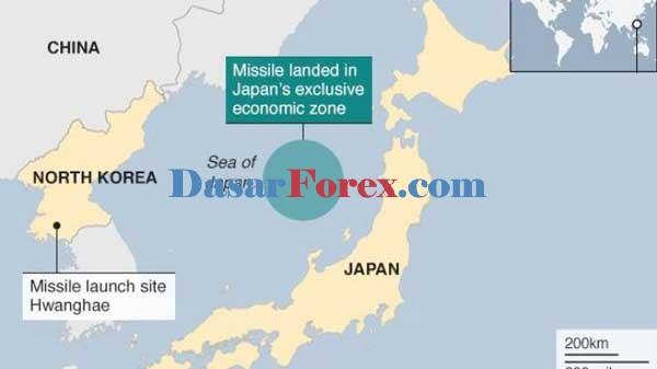 Ketegangan Geopolitik Jepang