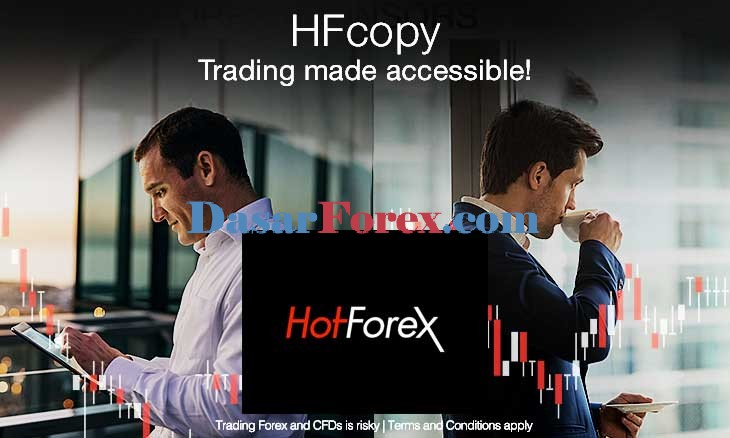 HotForex Meluncurkan HFcopy Layanan Copy Trading - Dasar Forex