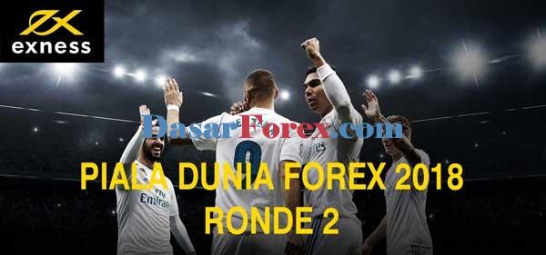 Kontes Exness Piala Dunia Forex 2018 Ronde 2 - Dasar Forex