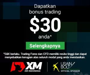 No Deposit bonus XM