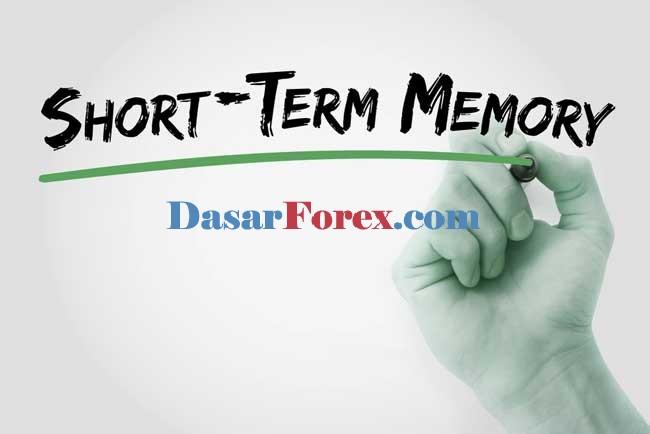 Ingatan Trader Forex