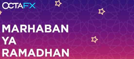Penawaran bonus OCTAFX Ramadhan