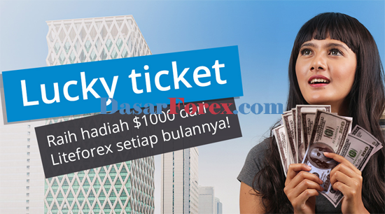 Undian lucky ticket liteforex