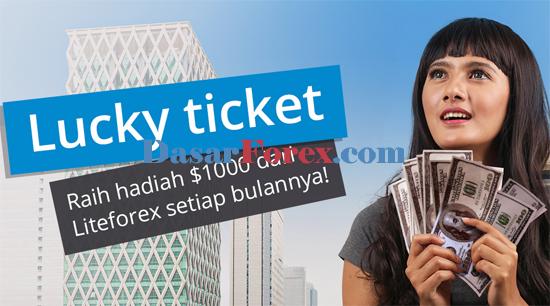 Undian lucky ticket liteforex