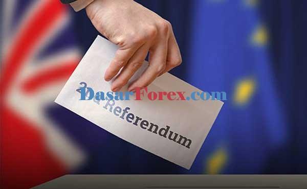 Dasar Forex - Dapatkah Referendum Kedua Memicu Harga GBP