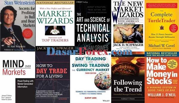 Dasar Forex - 10 Buku Trading Sepanjang Masa