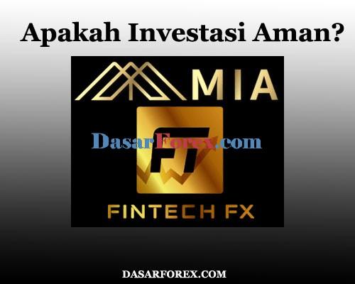 Apakah Fintechfx Aman?