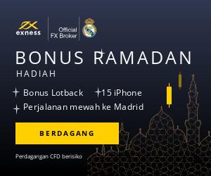 Bonus Ramadhan EXNESS
