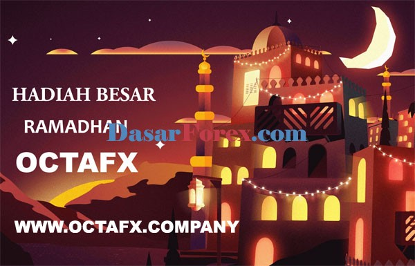 Hadiah OCTAFX selama Ramadhan