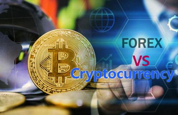 Apakah Perbedaan Trading Forex dan Cryptocurrency