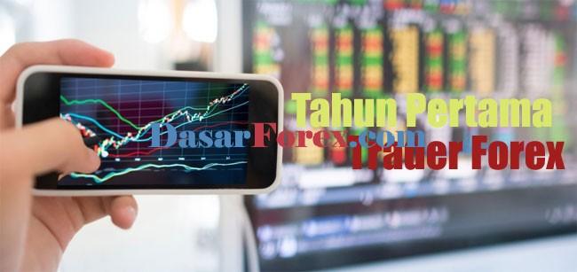 Tahun Pertama Trader Forex