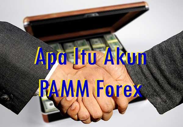 Dasar Forex - Apa Itu Akun PAMM Forex