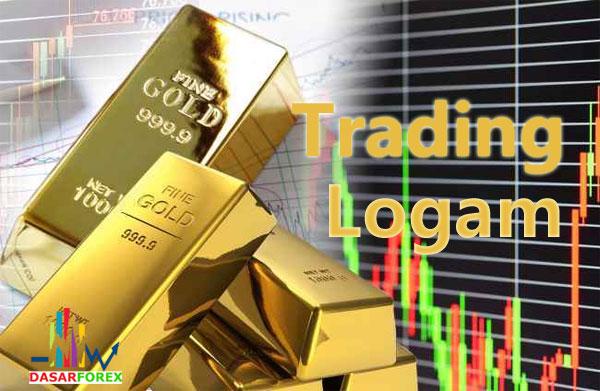 Trading Logam dalam forex