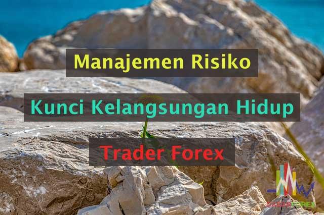Manajemen Risiko Kunci Kelangsungan Trader HOTFOREX