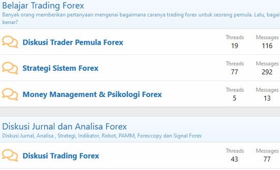 Forum Trading Forex