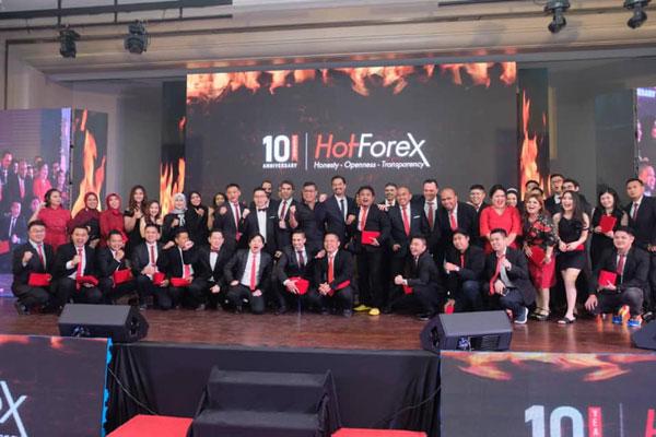 Acara Gala Dinner Hotforex Malaysia