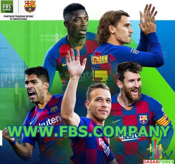 Kontes undian FBS Barcelona