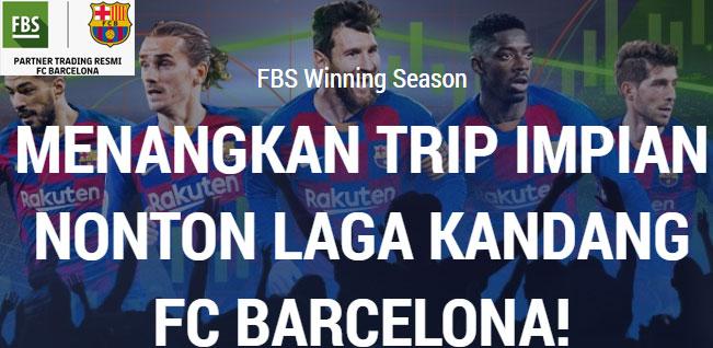 Kontes Winning Season FBS