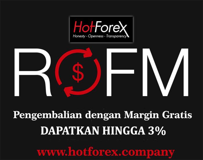 Program Return on Free Margin HOTFOREX